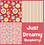 Thumbnail: COZY Pillow - Just Dreamy (Raspberry)