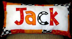 Pillow RACING Jack