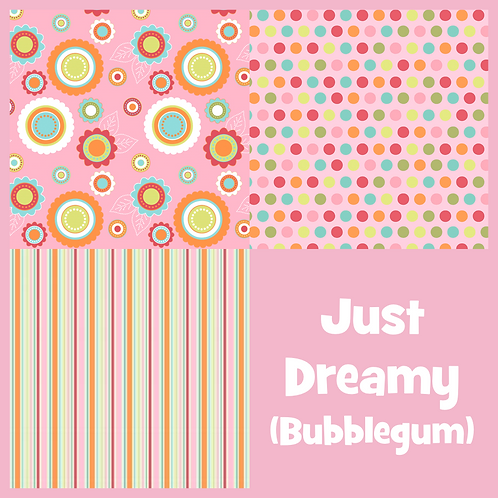 COZY Pillow - Just Dreamy (Bubblegum)