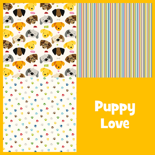 COZY Pillow - Puppy Love