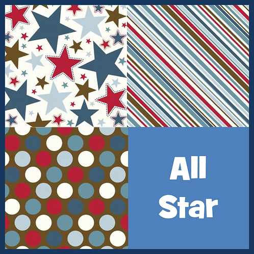 COZY Pillow - All Star