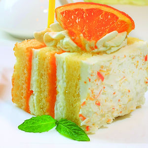 October birthday cake rcipe. Tropical dream cake recipe
