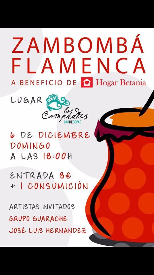 I Zambombá Flamenca