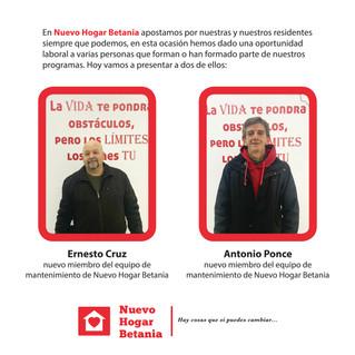 En Nuevo Hogar Betania apostamos por nuestras y nuestros residentes