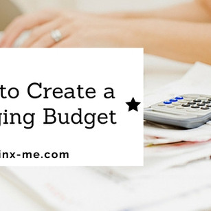 How to Create a Blogging Budget