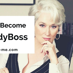 3 Tips for Being a Lady Boss #WomensEqualityDay