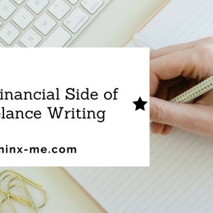 The Financial Side of Freelance Writing