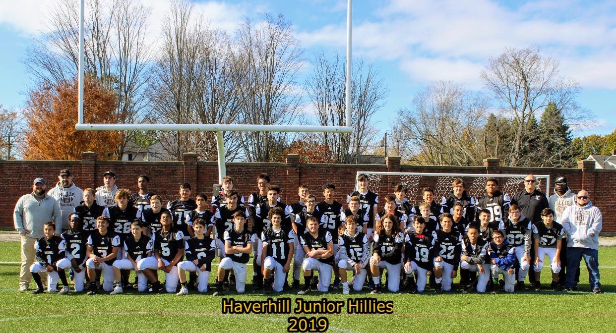 Jr. Hillies 2019