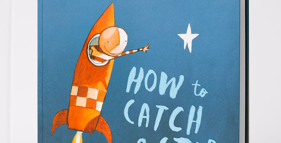 Oliver Jeffers - How to Catch a Star (Paperback)