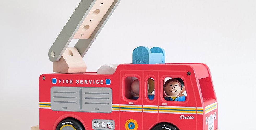 Freddie Fire Engine