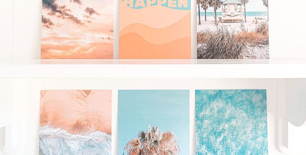 Cai & Jo Collage Kit - Summer Blue