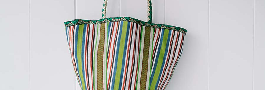 Super Stripes Bag