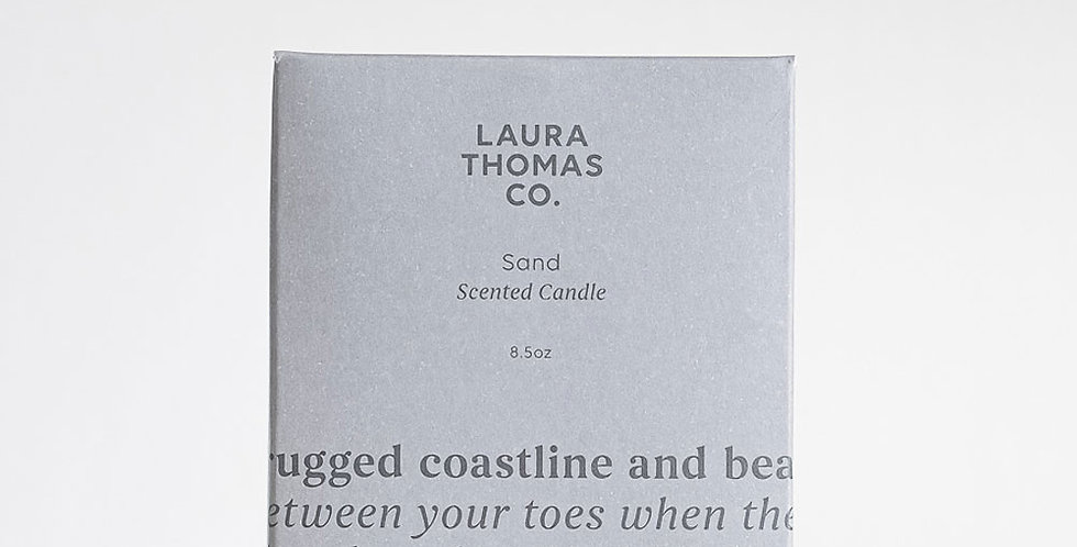 Laura Thomas Co. Candle - Sand