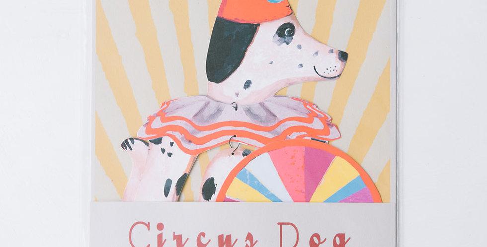 Circus Mobile Dog