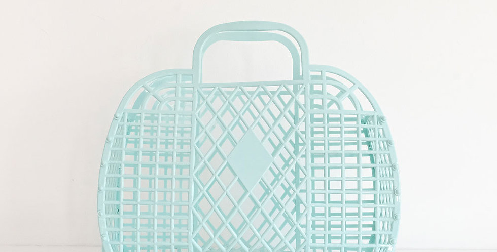 Sun Jellies Retro Basket - Small