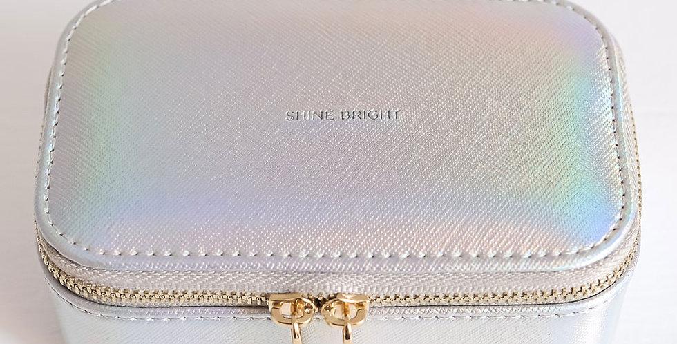 Estella Bartlett Mini Jewellery Box - Iridescent