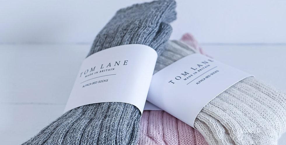 Tom Lane - Alpaca Bed Socks
