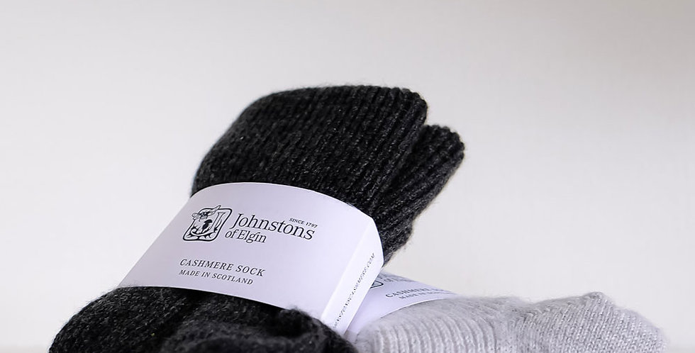 Johnstons of Elgin - Cashmere Socks