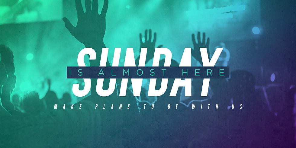 Sunday On- Campus Service