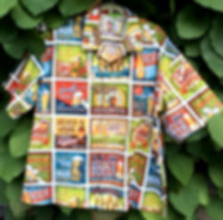 Dottykins Ugly Shirts handmade Aloha shirts
