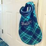 fleece bailey hung up