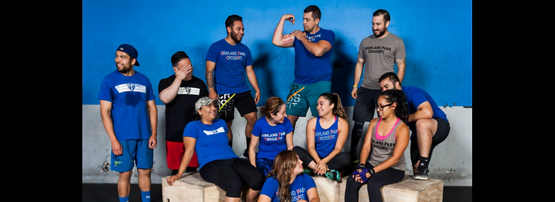 Highland Park Crossfit Try a Class for free