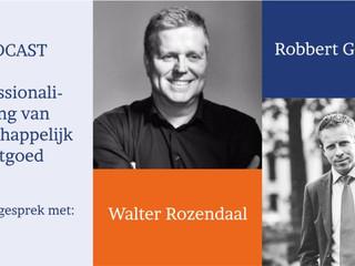 VGME in gesprek met Walter Rozendaal