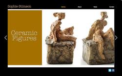 Sculpture Gallery Website