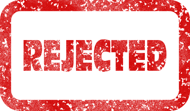manuscript novel agent rejection