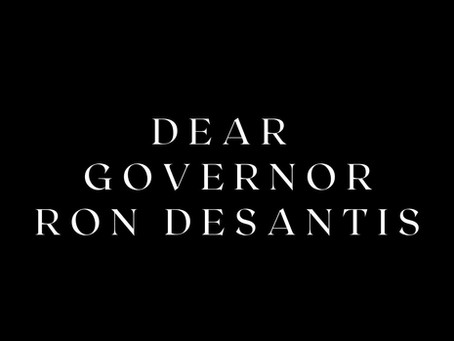 An Open Letter to Governor Ron DeSantis from Pancha, a Former Migrant Farmworker