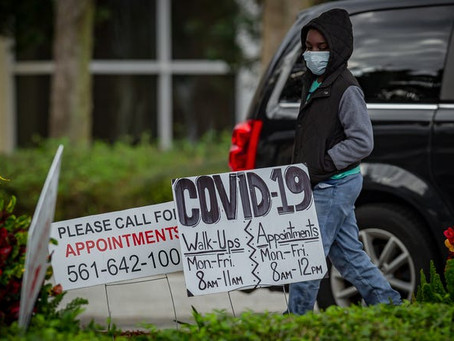 DeSantis: Doses of COVID vaccine coming to Florida aren't on the rise