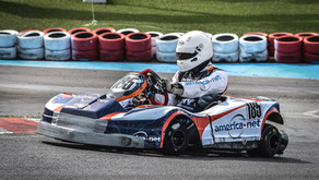 Erik Mayrink vence as 500 Milhas de Kart com a AmericaNet