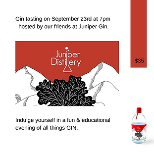 GIN TASTING HOSTED BY OUR FRIENDS at Juniper Gin.png
