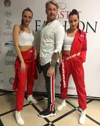 Latent Sense на Estet Fashion Week 2018 с Alex Blinov