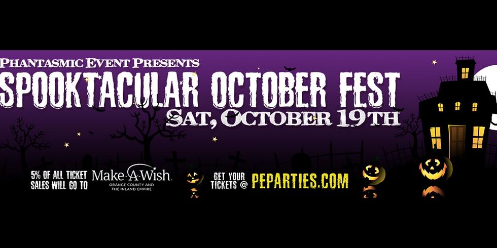 Fiesta de Octubre Spooktacular