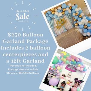 2020 Balloon Special