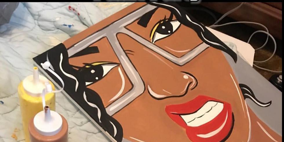 90's Hip Hop Paint Party  (1)