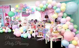LOL Surprise Birthday Party