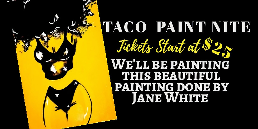 Adult Taco Paint Night