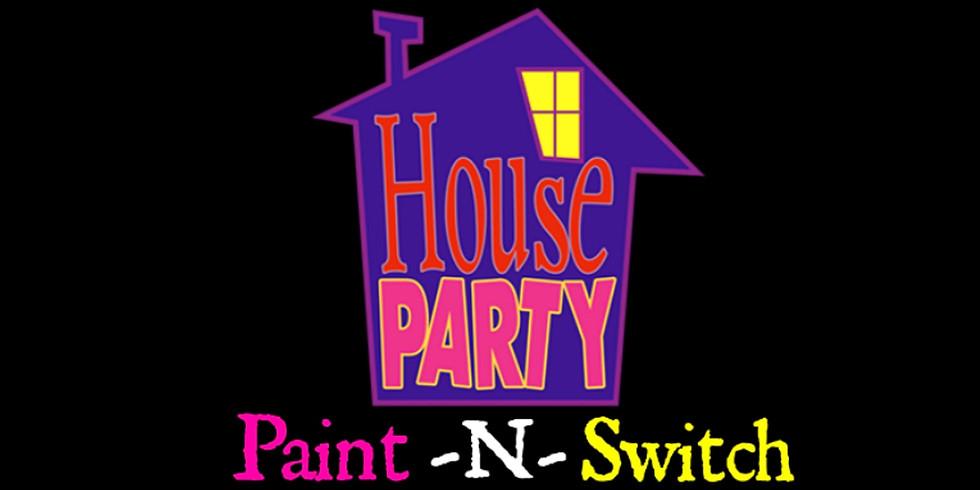 Fiesta en casa Paint N Switch