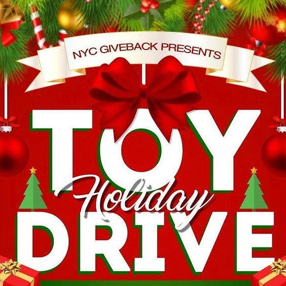 Entrepreneurs Annual Toy Drive presented by CEO Black