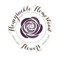 Honeysuckle Homestead Flowers logo