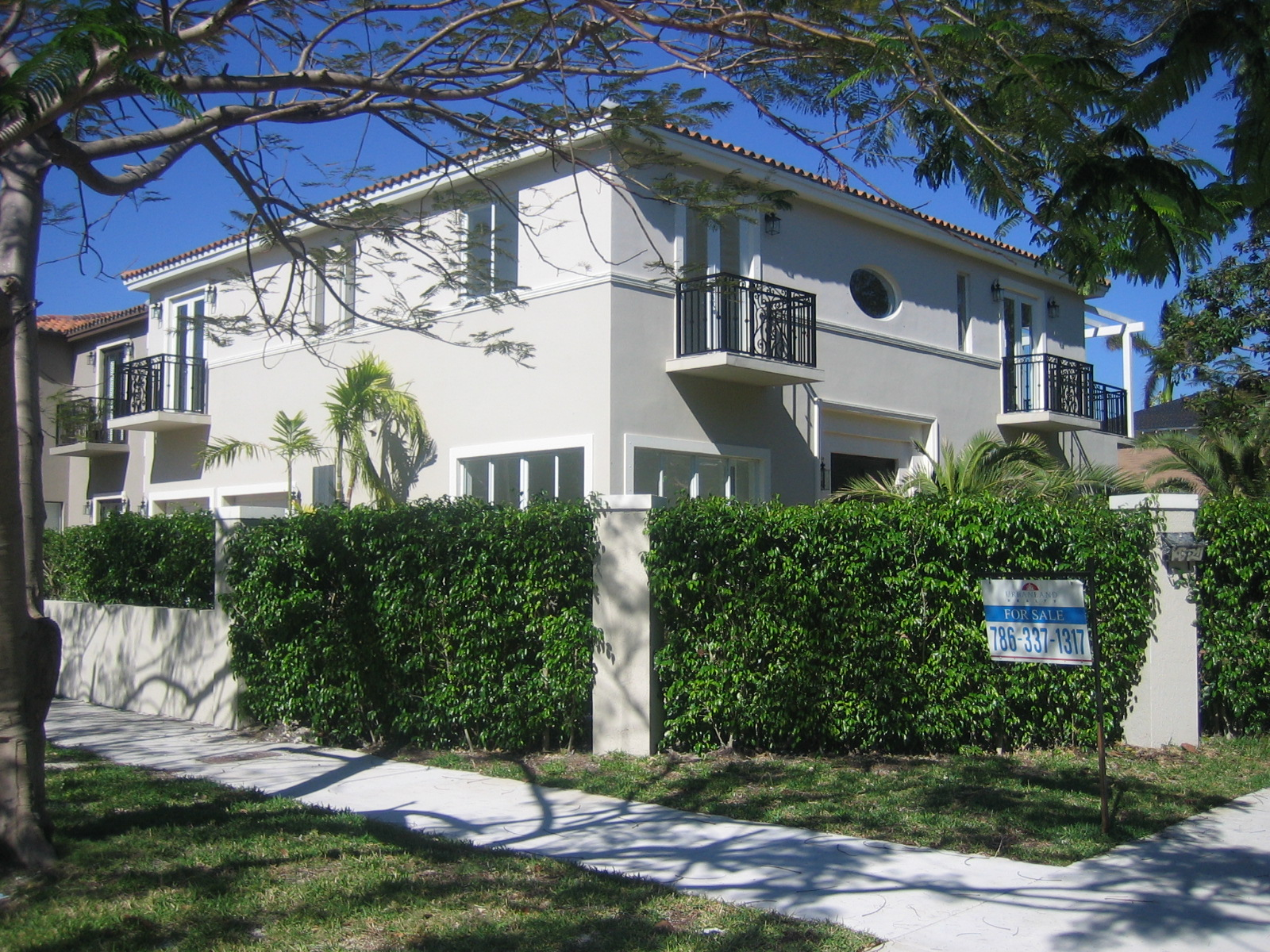 South Miami Ave Houses 2
