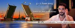 Flyer Marathon St Petersburg