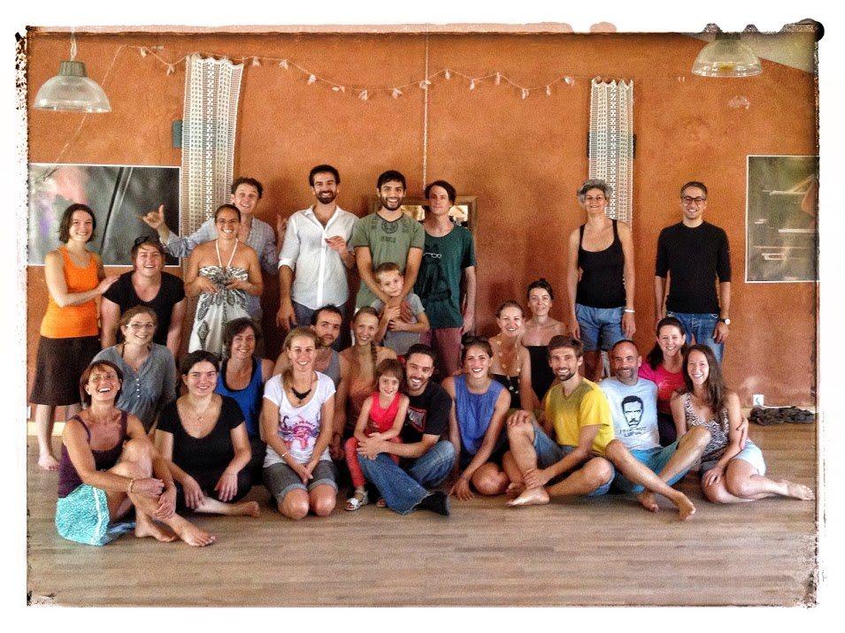 2014.09.15 Workshop in France