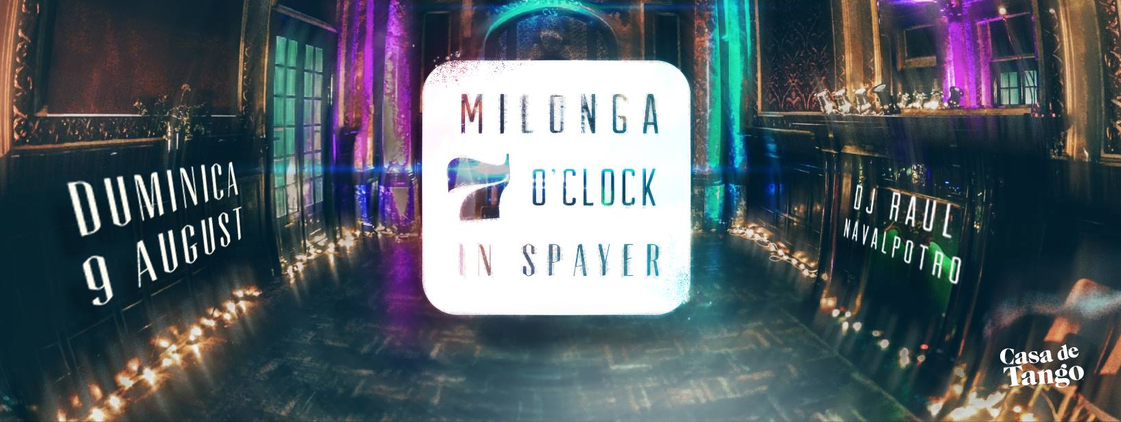 Flyer Milonga 7