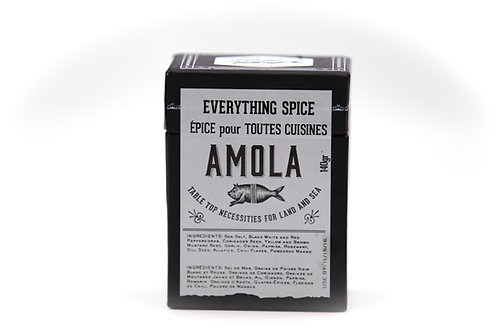 Amola Everything Spice
