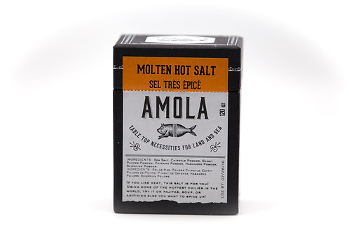 Amola Molten Hot Salt