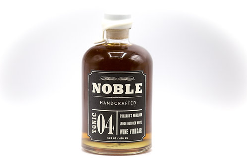 Noble #4 White Wine Vinegar