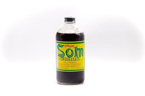 Pok Pok Som Pomeganate Drinking Vinegar